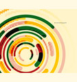 circular lines circles geometric abstract vector image