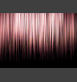 rose gold metallic abstract design background vector image vector image